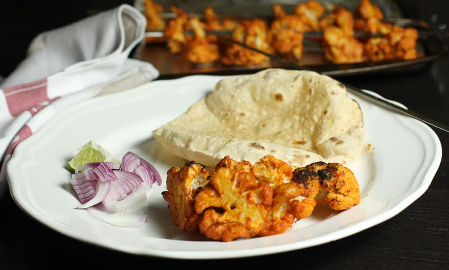 Tandoori Cauliflower-2