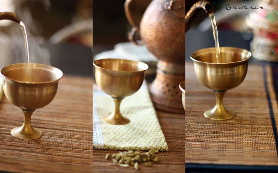 Kehwa - Kashmiri Green Tea