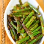 Stir Fry Asparagus Indian style