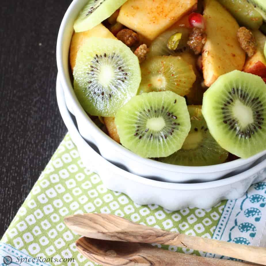 Kiwi chaat