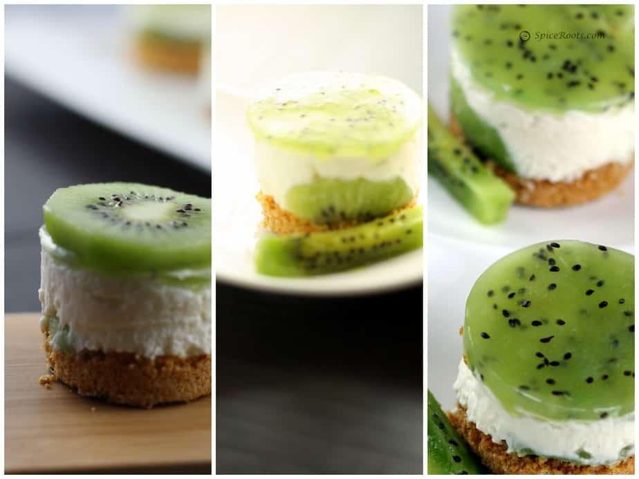 Easy Kiwi Fruit Cake Recipe