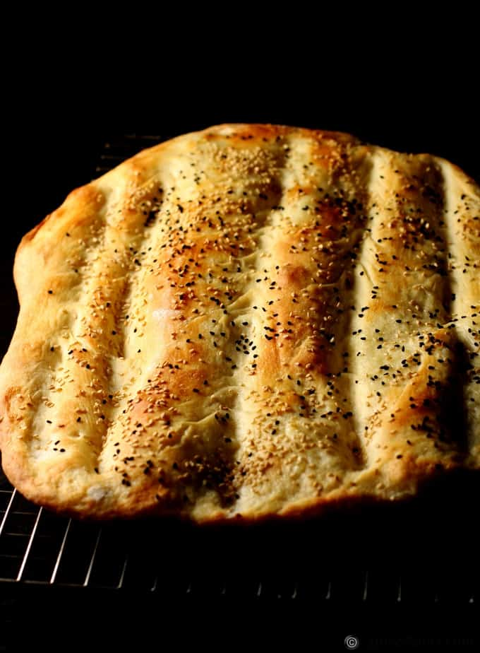 Nan-e-Barbari - Persian bread