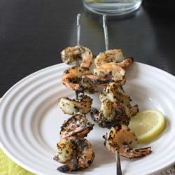 Grilled Herb Shrimp - Ina Garten Fridays