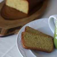 Orange and Poppy Seed  quick Bread-2