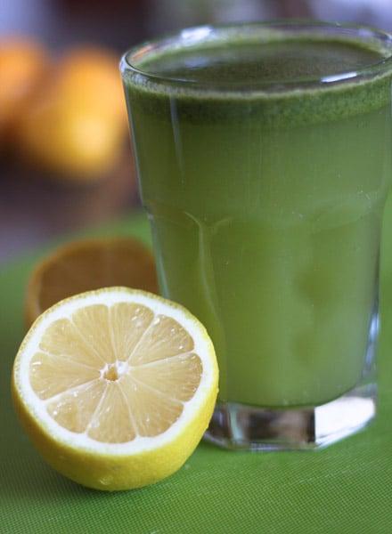 Pudina Paani - Minty Lemonade