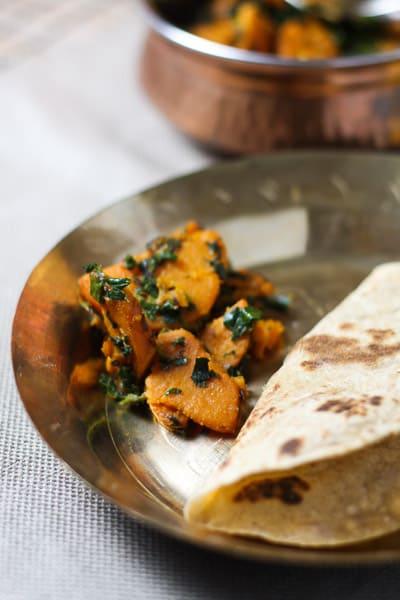 Sweet Potato with Fenugreek-2