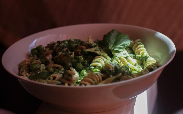 Pea salad-2