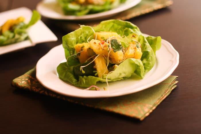 Pineapple salad-2