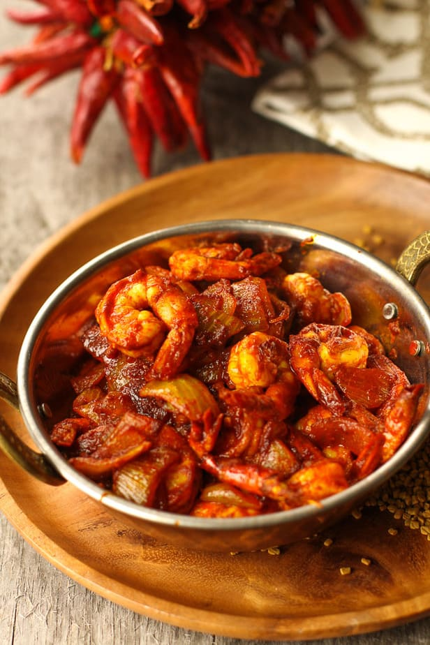 Chilka Fishermen's Prawn curry