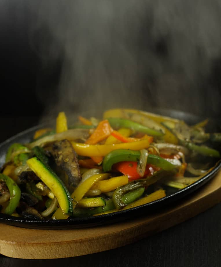 Vegetable Fajita-4