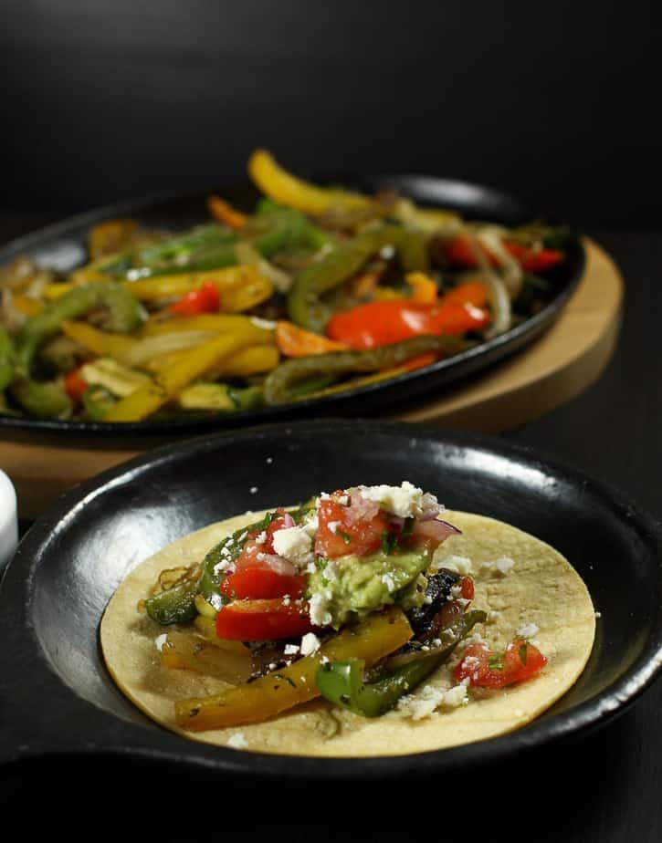 Vegetable Fajita-5