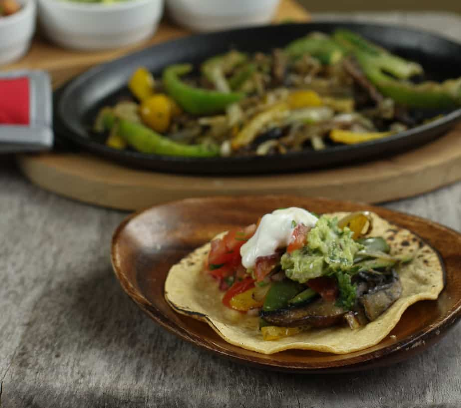 Vegetable Fajita-7