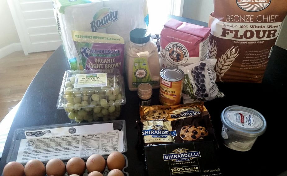 Things I needed to get the Holiday baking started