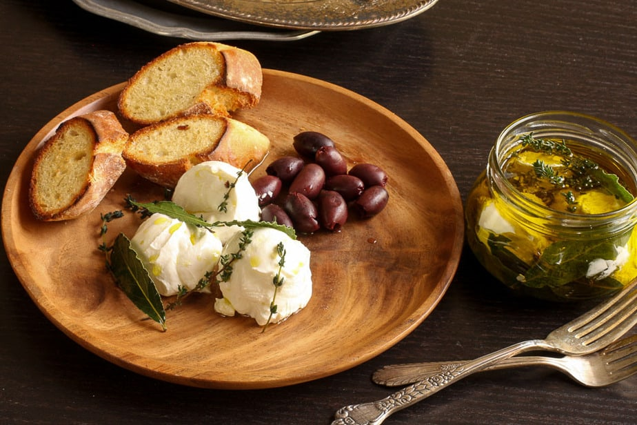 Herbed Labneh