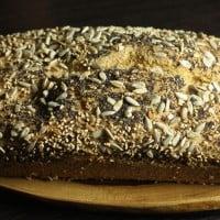 quinoa and millet bread