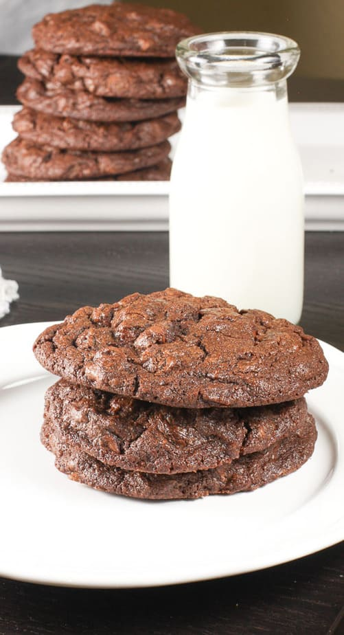 Double Chocolate chip cookies-2