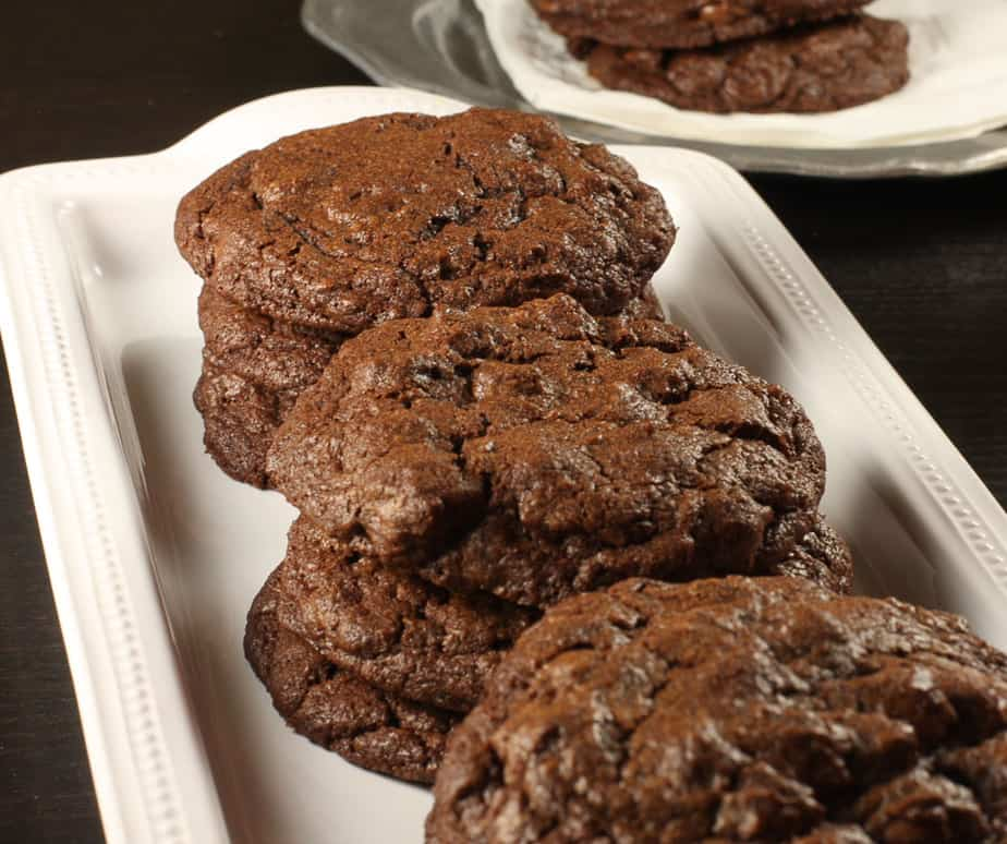 Double Chocolate chip cookies-5
