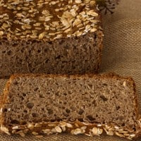Sourdough Rye Bread-2