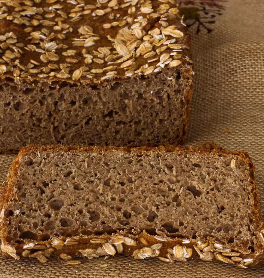 Sourdough Rye Bread-2