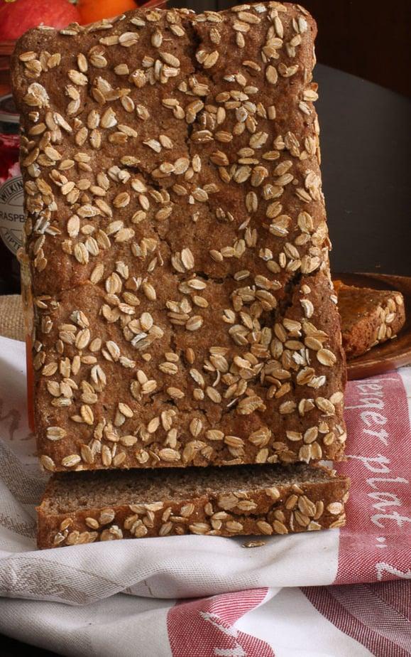 Sourdough Rye Bread-4