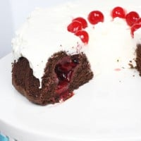 Blackforest Bundt Cake