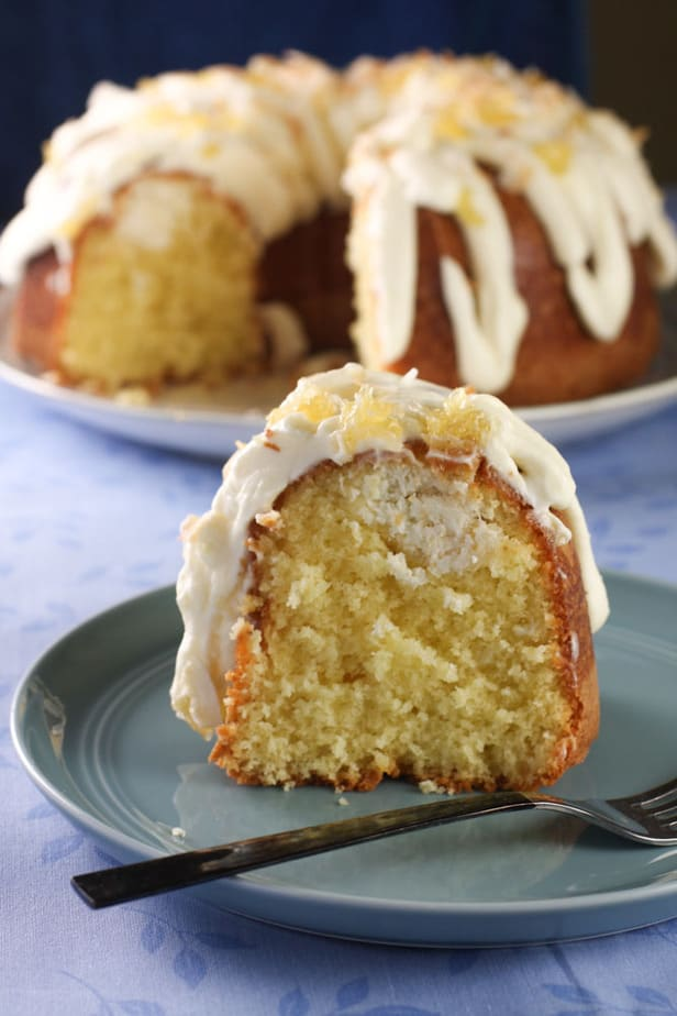 Tropical Bundt Cake