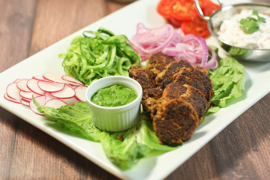 Galouti Kebab – Melt in the mouth Kebab