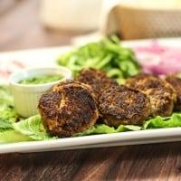 Galouti Kebab