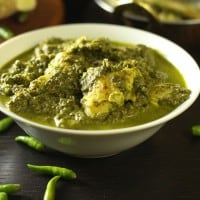 Methi Machli - Fish with Fenugreek