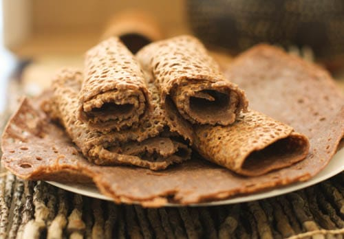 Injera Bread – 100% Teff Flour #Breadbakers