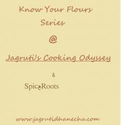 Know Your Flours - Gram flour (Besan)